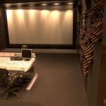 Color Front (Cinema Komplex) - Room acoustical and building acoustical design (2006-2007)