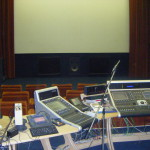MAFILM Audio (Dolby Movie reconstruction) - Room acoustical measurements and design (2010-2011)