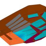 Kodály Centre Pécs - Room acoustical measurements and design (2008-2010)